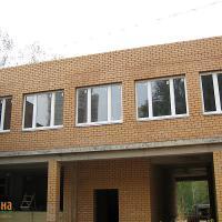 Деревянное окно ОД ОСП 900 х 1500 ПлГОп трехстворчатое ОД ОСП 870 х 1470 мм, Створки: поворотная левая, глухая, поворотно-откидная правая