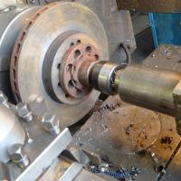 Проточка тормозных дисков Услуги металлообработки