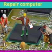 Замена чипа и видеоматрицы при ремонте ноутбука Только ремонт ПК, исключительно персональные компьютеры