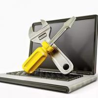 Сложный ремонт ПК и комплектующзих Возможность замены чипа и видеоматрицы
