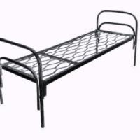 Кровати с металлическими спинками различной конфигурации Кровати из металла
