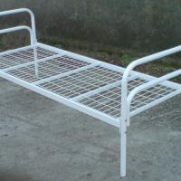 Металлические кровати для вагончиков Мебель на металлокаркасе