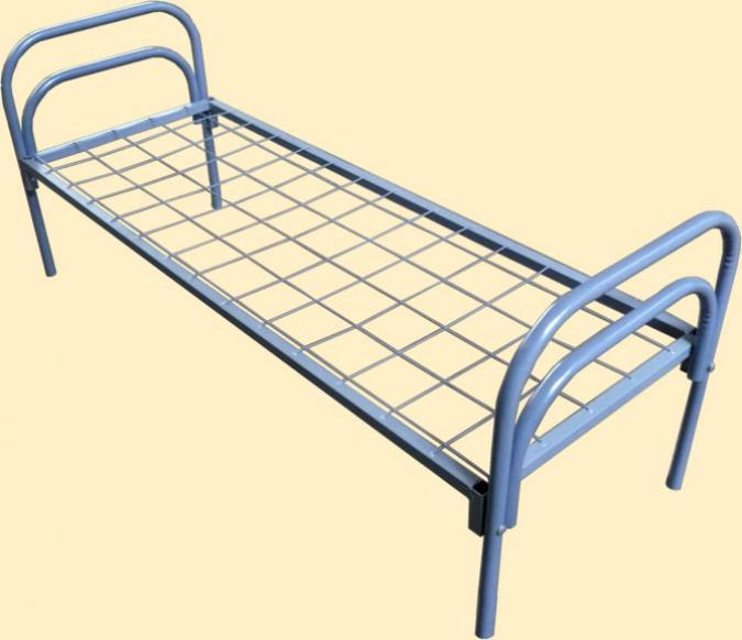 Удобные и надежные металлические кровати разных конструкций