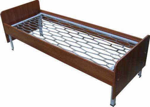 В разных модификациях кровати металлические, престиж кровати