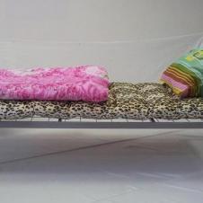Кровати из металла для строительных вагонов и временных помещений Для строительных вагонов кровати