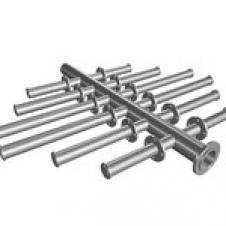 Дренажное устройство распределительное щелевого типа для фильтров ФИПа, ФОВ Луч, НРУ, дренажное устройство, фильтр