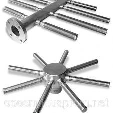 Нижние и верхние распределительные (НРУ, ВРУ) устройства для фильтров ФИПа, ФОВ Луч, НРУ, дренажное устройство, фильтр