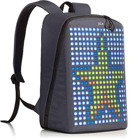 Рюкзак Pix, с гарантией один год на LED-экран!