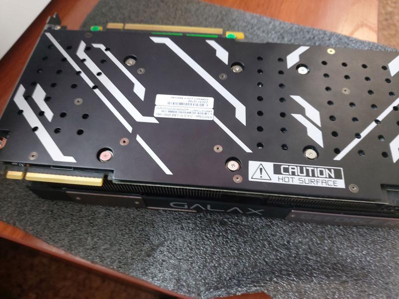 Видеокарта KFA2 GeForce RTX 2070 Super 8GB VRAM