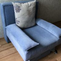 Кресло-кровать Ширина и длина: 90 см, длина в разобранном состоянии: 180 см. на itebe.ru [2]