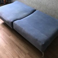 Кресло-кровать Ширина и длина: 90 см, длина в разобранном состоянии: 180 см. на itebe.ru [3]