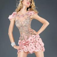 Летнее платье, тунику 42-44 (S)