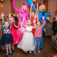 День рождения с аниматорами для ребёнка Детский праздник