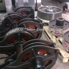 Запасные части для экскаватора шагающего (ЭШ) ЭШ