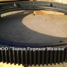 Запасные части для мельницы шаровой (МШР) МШР
