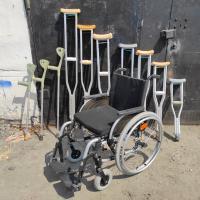 Прокат/аренда костыли, трости, инвалидные Костыли, трости, инвалидные коляски