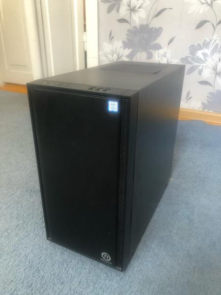 Игровой компьютер 1050 ti /i5 7500/8gb ram 1050 ti /i5 7500/8gb ram