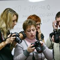 Обучение фотографии Индивидуальное обучение