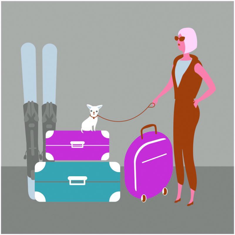 Быстрая и бережная доставка багажа по России и Надёжно, страховка для багажа