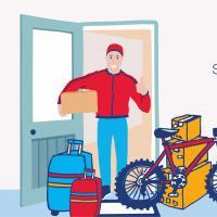 Доставим бережно багаж из Ейска по РФ Недорого, надёжно, быстро