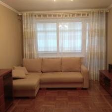 однокомнатную квартиру на длительный срок Ленинградский проспект 5