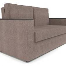 Диван-кровать Маями 140 Темно-коричневый