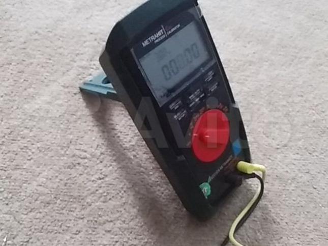Metrahit calibrator