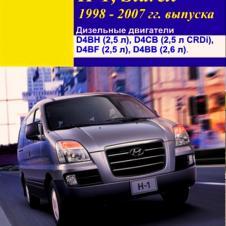 ЭЛЕКТРОННАЯ КНИГА ПО РЕМОНТУ АВТОМОБИЛЯ Hyundai H-1 РЕМОНТ АВТОМОБИЛЯ Hyundai H-1