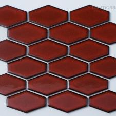 Мозаика, керамическая плитка Камень, металл, стекло, керамика и их сочетания