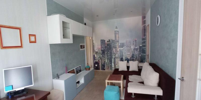 двухкомнатную квартиру на длительный срок