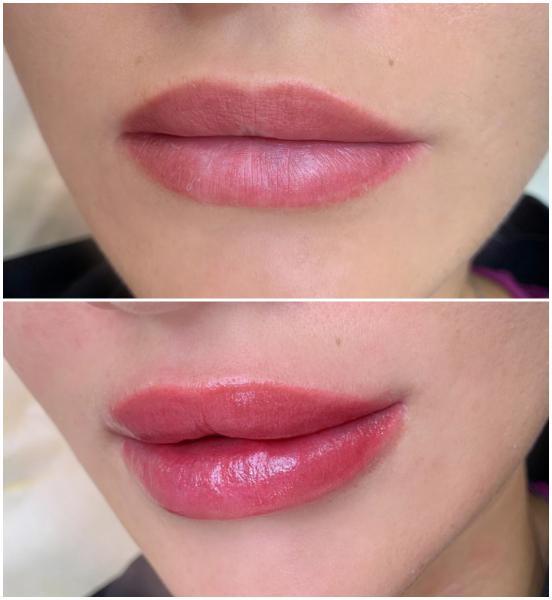 Перманентный макияж, татуаж губ, век, бровей