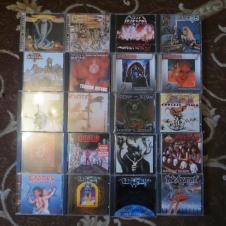 Фирменные CD rock heavy-metal, thrash, progressive на itebe.ru [2]