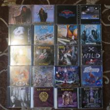 Фирменные CD rock heavy-metal, thrash, progressive на itebe.ru [3]