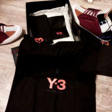 Оригинальные кроссовки Adidas Y-3 созданные Yohj на itebe.ru [3]