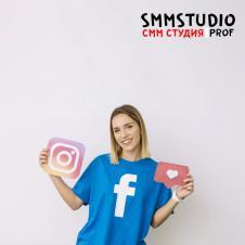 Ведение Инстаграм, Вк, SMM, SEO, Таргет Оказание услуг в интернете