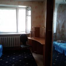 однокомнатную квартиру на длительный срок Ленинский