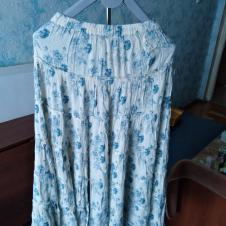 Длинная юбка в пол Ralph Lauren