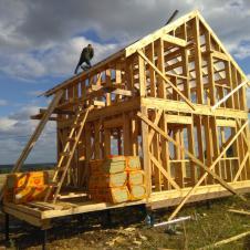 Дачный ремонт и отделка, строительство По плотницким, столярным работам