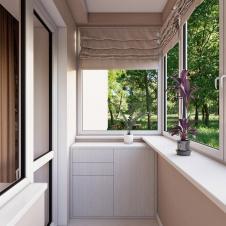 Остекление балконов и лоджий под ключ в Твери Мастер-монтажник