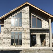 Строительство домов из газоблока Строим каменные дома